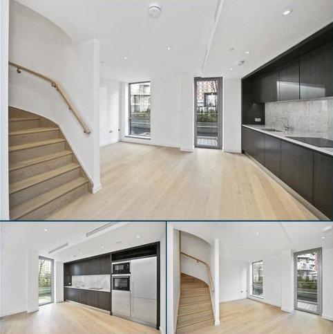 1 bedroom ground floor flat to rent - Charrington Tower 11 Biscayne Avenue E14