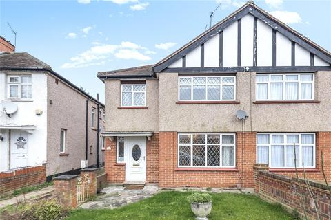 3 bedroom semi-detached house for sale - Woodlands Avenue, Ruislip, Middlesex, HA4