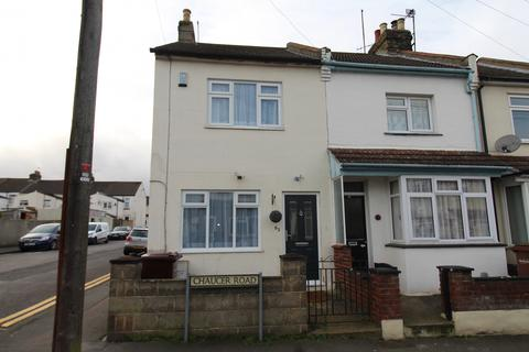 1 bedroom terraced house to rent - Chaucer Road, Gillingham, Kent, ME7