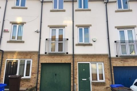 4 bedroom townhouse to rent - 25 Weston View, Crookes, Sheffield. S10 5BZ