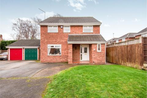4 bedroom detached house for sale - Elm Walk, Retford