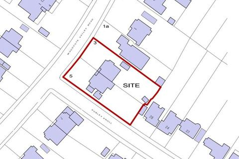 Land for sale - 3 & 5  Woodcote Valley Road, Purley CR8 3AH