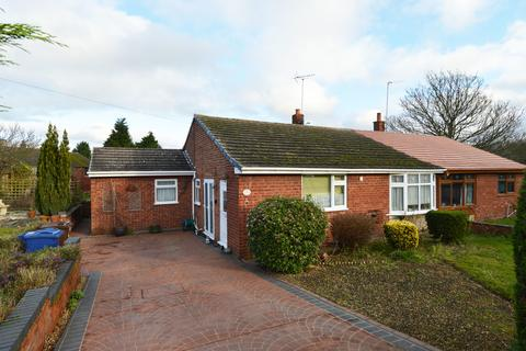 3 bedroom semi-detached bungalow for sale - Holly Bank View, Brereton