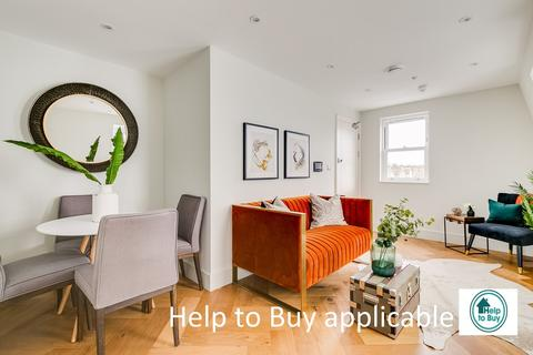 1 bedroom flat for sale - Gambole Road, London, SW17