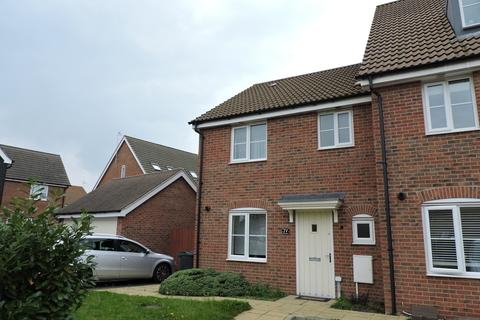 3 bedroom semi-detached house to rent - Wintergreen Road, Red Lodge