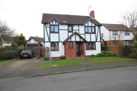 4 bedroom detached house to rent - Delves Walk, Great Boughton
