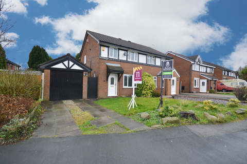 3 bedroom semi-detached house for sale - Barbrook Close, Standish, Wigan, WN6 0SX