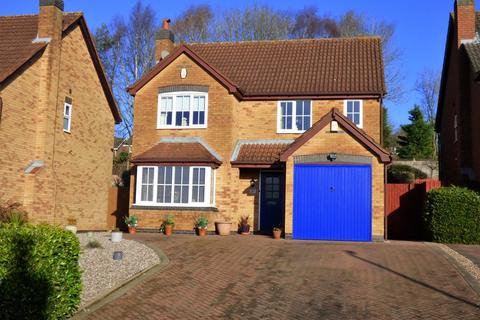 4 bedroom detached house for sale - Wetherel Road, Burton-on-Trent