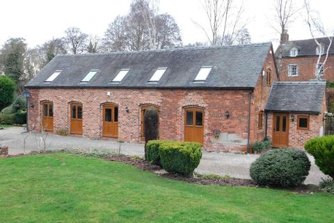 3 bedroom barn conversion to rent - Ticknall Road, Milton