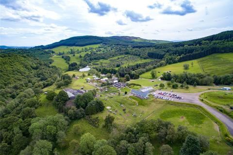 Farm for sale - Auchingarrich Wildlife Park, Comrie, Crieff, Perthshire, PH6