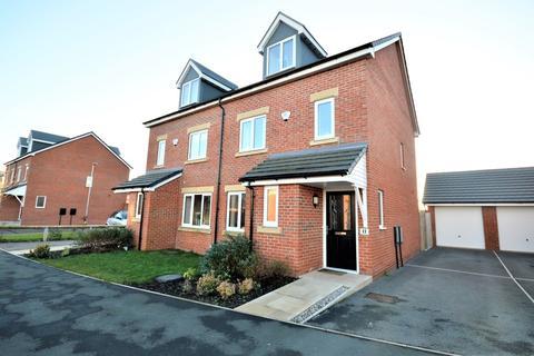 4 bedroom semi-detached house for sale - Pasture Close, Marton, FY4