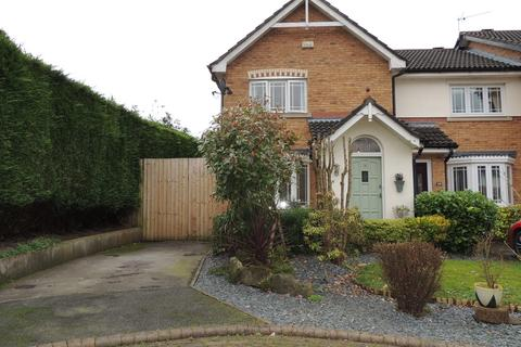 3 bedroom mews for sale - Westminster Close, Middlewich