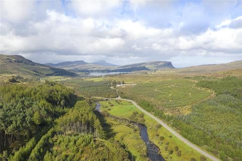 Land for sale - Varragill Forest, By Portree, Isle Of Skye, Highland
