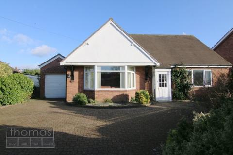 3 bedroom detached bungalow for sale - Moor Lane, Rowton, Chester, CH3