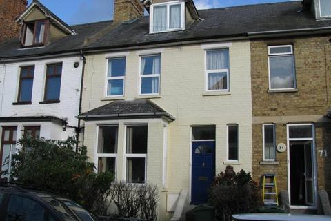 6 bedroom terraced house to rent - St Mary's Road, Oxford, OX4 1QB