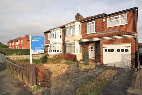 4 bedroom semi-detached house for sale - Fairfield Road, Fairfield, Stockton, TS19 7AL