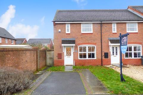 2 bedroom terraced house for sale - Plantation Drive, Sutton Coldfield