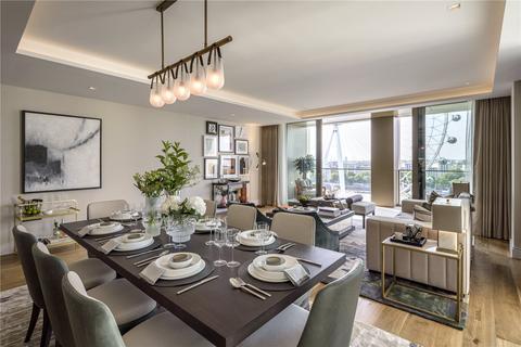 1 bedroom flat for sale - Southbank Place, Belvedere Gardens, Belvedere Raod, London, SE1