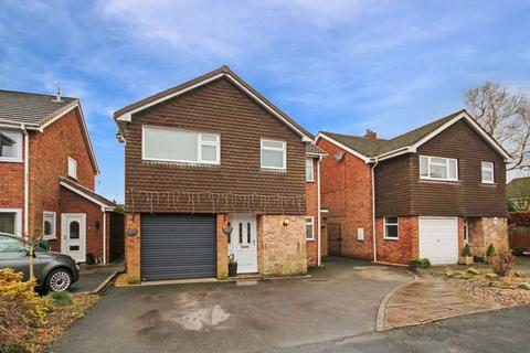 4 bedroom detached house for sale - Fitzherbert Close, Swynnerton