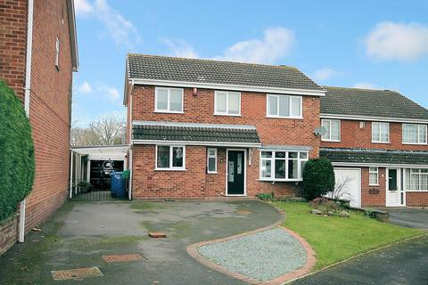 4 bedroom detached house for sale - Melmerby, Tamworth, B77 4LP