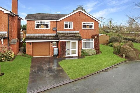 4 bedroom detached house for sale - Oakfield Avenue, Wrenbury, Cheshire