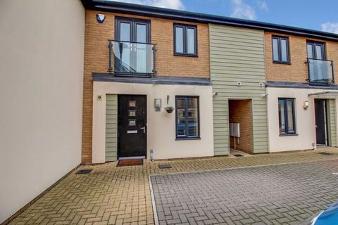 2 bedroom townhouse for sale - Dandby Close, Little Paxton, St. Neots