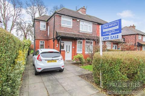 3 bedroom semi-detached house for sale - Kings Road, Stretford, Manchester, M32