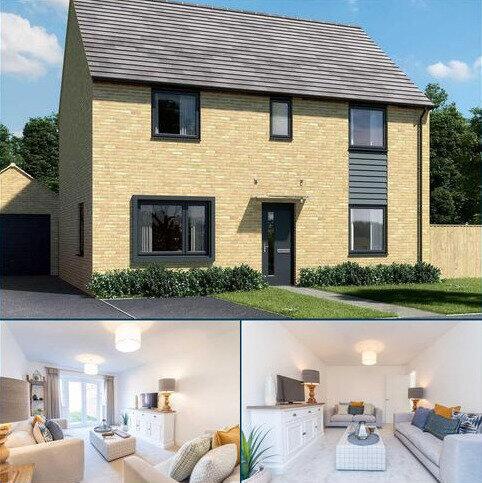 4 bedroom detached house for sale - Plot 86, The Leverton at Buckwood Leys, Bidwell West, Houghton Regis, Dunstable LU5