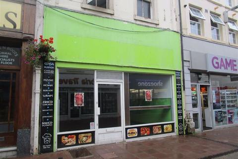 Shop for sale - King Street, Whitehaven