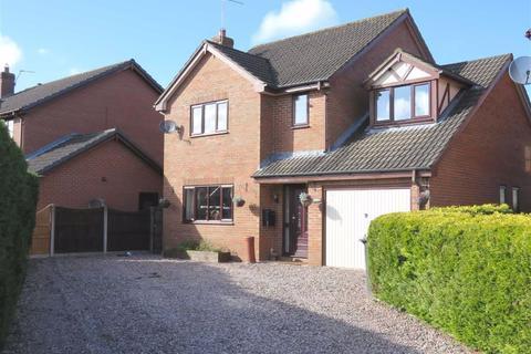 4 bedroom detached house for sale - Oakwood Park, Penley, LL13