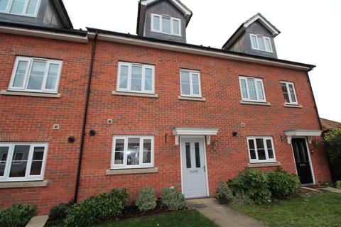 3 bedroom townhouse for sale - Buzzard Rise, Stowmarket