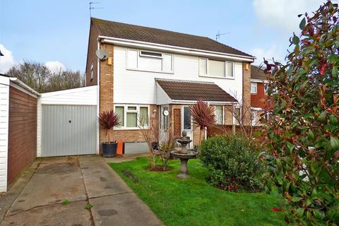 2 bedroom semi-detached house for sale - Stourdale Close, Long Eaton, Nottingham