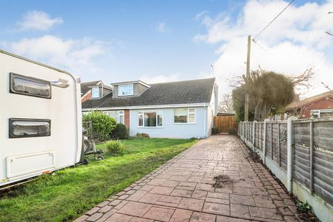 3 bedroom semi-detached bungalow for sale - West Avenue, Mayland