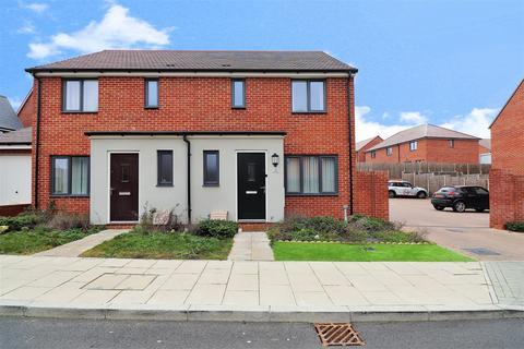3 bedroom semi-detached house for sale - Swann Street, Ebbsfleet Valley, Swanscombe