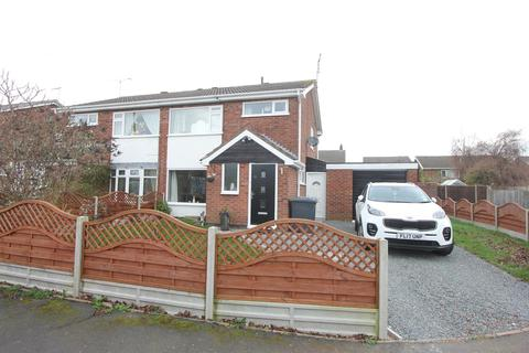3 bedroom semi-detached house for sale - Gowrie Close, Hinckley