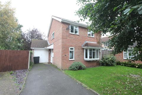4 bedroom detached house for sale - Kent Drive, Hinckley