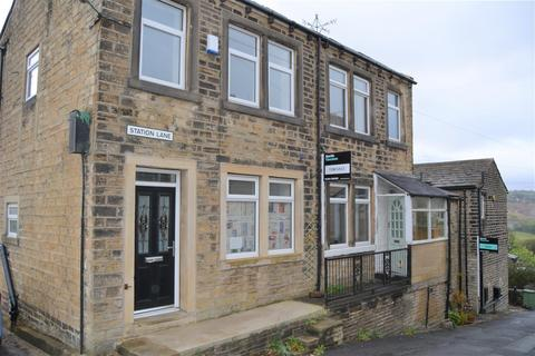 2 bedroom end of terrace house to rent - Station Lane, Golcar, Huddersfield