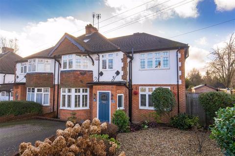 6 bedroom semi-detached house for sale - Totteridge Lane, Totteridge, London