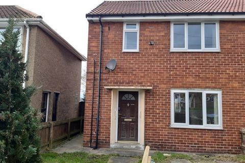 2 bedroom semi-detached house to rent - Scafell Gardens, Crook