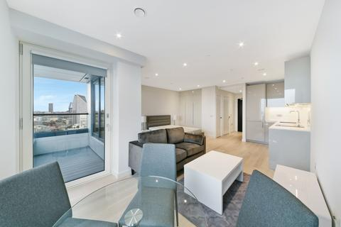 Studio to rent - Hurlock Heights, Elephant Park, Elephant & Castle SE17
