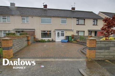 3 bedroom terraced house for sale - Llanina Grove, Rumney, Cardiff