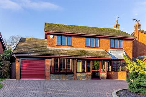 4 bedroom detached house for sale - Westerham Close, Knowle, Solihull, B93 9BU