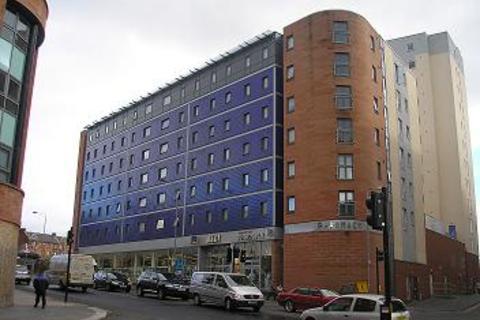 Studio to rent - Blackfriars Road, Merchant City, Glasgow G1