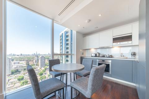 2 bedroom apartment to rent - Maine Tower, 9 Harbour Way, London, E14