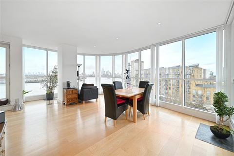 2 bedroom flat for sale - Belgrave Court, 36 Westferry Circus, Canary Wharf, London
