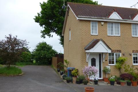2 bedroom semi-detached house to rent - Grimwade Close, Brantham CO11