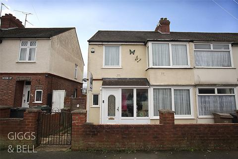 3 bedroom end of terrace house for sale - Devon Road, Luton, Bedfordshire, LU2
