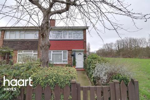 3 bedroom end of terrace house for sale - Cranford Drive