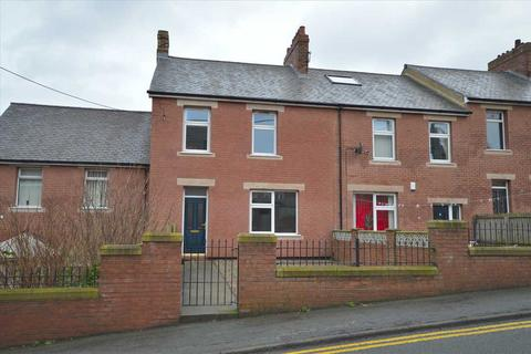 3 bedroom terraced house for sale - Edward Street, Craghead, Stanley