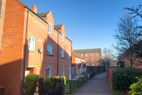 4 bedroom detached house to rent - Exley Square, , Lincoln, LN2 4WP
